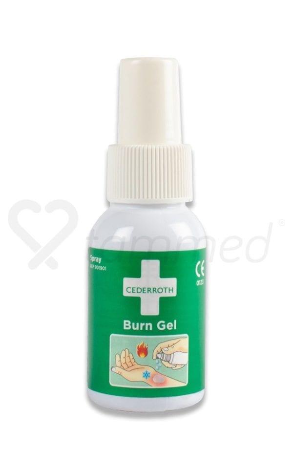 Burn Gel Spray 50ml 901901